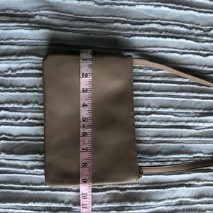 Forever 21 Bags - F21 Taupe Triple Pocket Crossbody